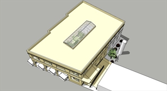 72-74 masonic st north hampton architect rendering