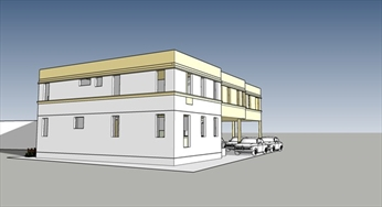 72-74 masonic street north hampton architect rendering exterior