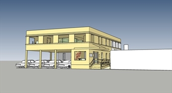 72-74 masonic street architect rendering exterior 2