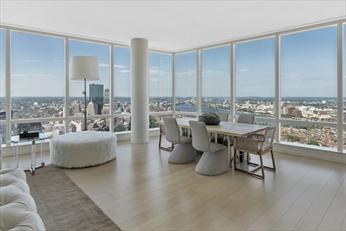 Boston condos for sale under $1M in full service buildings